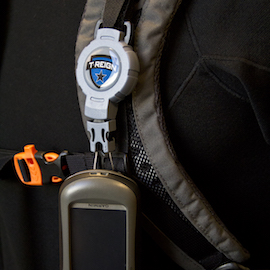 Retractable ID Holder & Key Reels