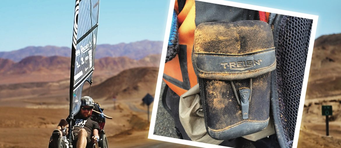 Products used by professionals  in extreme conditions